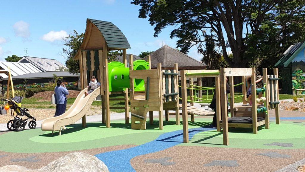 Playground Sanitising
